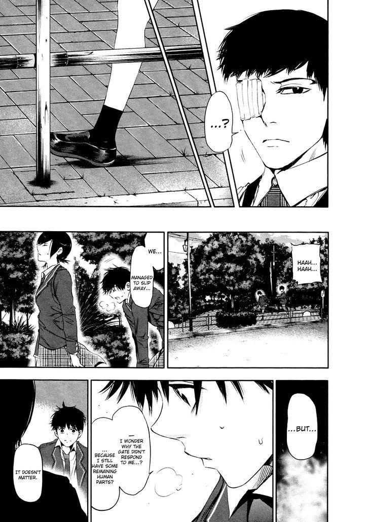 Tokyo Ghoul, Vol.3 Chapter 21 Condolences, image #7