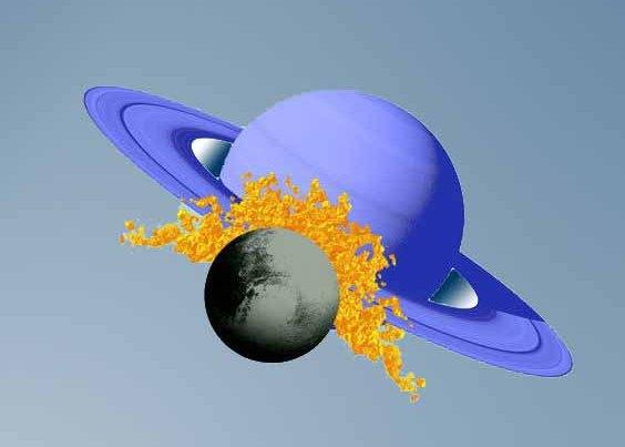 Соединение Сатурна и Плутона в Январе 2020: Уникальное событие года