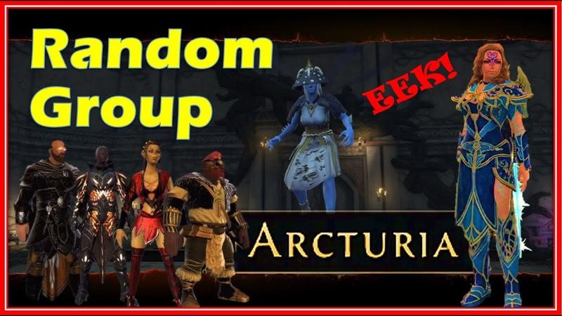 Healing a Random Group through Lomm - Paladin Oathkeeper - Neverwinter Mod 19