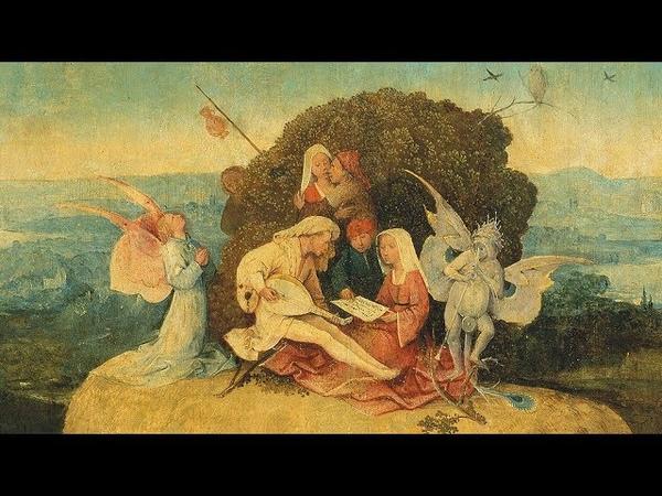 The Mysteries of Hieronymus Bosch (1980) | Загадки Иеронима Босха (русский язык) 3-я часть.