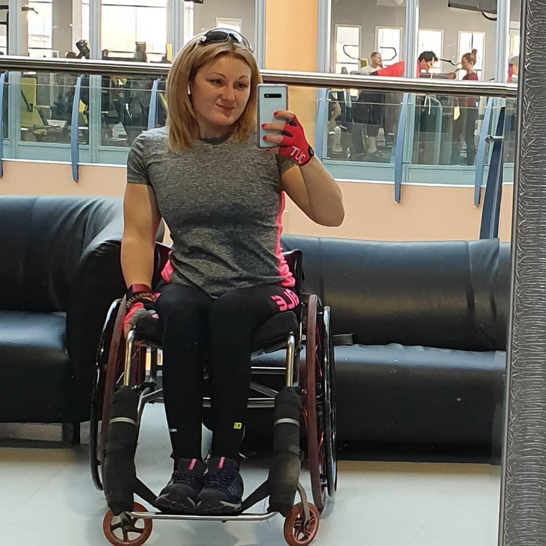 Инвалидность: 1 группа, колясочник история моя