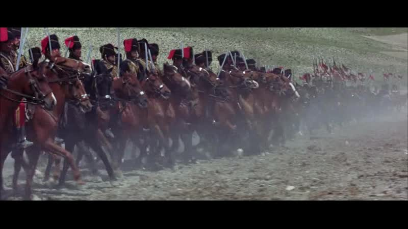 Атака лёгкой кавалерии The Charge Of The Light Brigade 1968