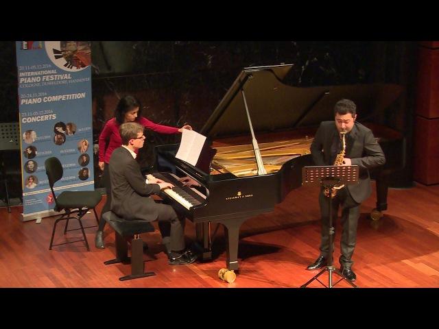 Verdiana Part 2 of 3 Un Bossa in Maschera performed by Arakelyan Noack