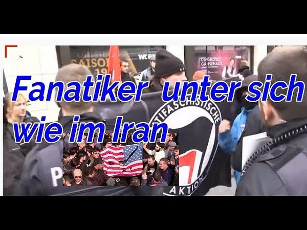 Tim K Antifa Fanatiker unter sich Antifa und Co