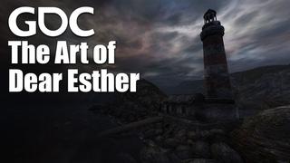 Dear Esther: Создание окружения, чтобы рассказать историю