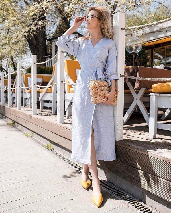 Как стильно одеваться в жару, изображение №6