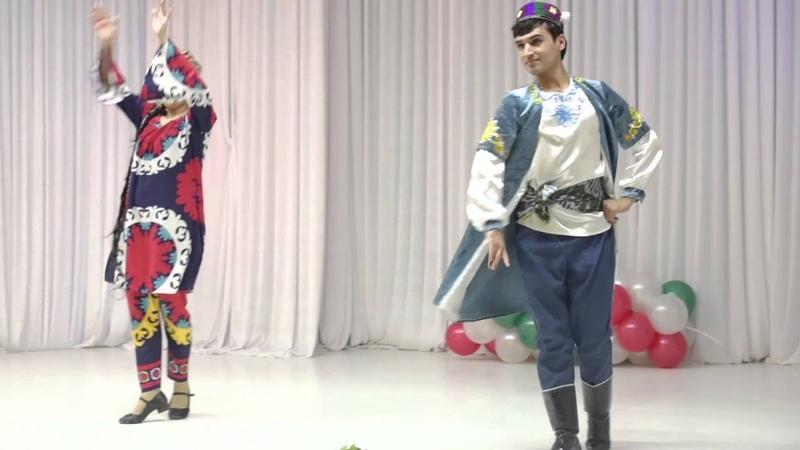 супер ракси Точики Таджикский танец Tajik dance ансамбль Гулчин
