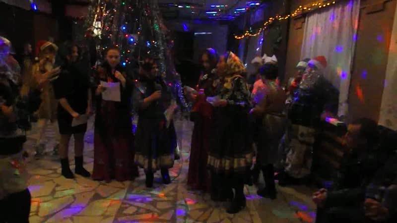 Новогодний Бал-Маскарад 2019г. Малоустьикинский СДК.(12)