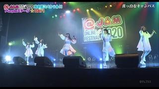 Masshiro na Canvas (真っ白なキャンバス)  ONLINE FESTIVAL 2020 Purpleステージ 完全版スペシャル!!20201106