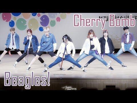 비글즈 Beagles! | NCT 127 - Cherry Bomb Dance Cover @ 10회 디스쇼 Fancam by lEtudel