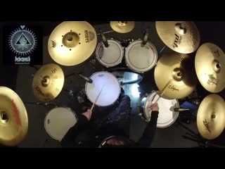 Behemoth Prometerion Drum cover by Stym
