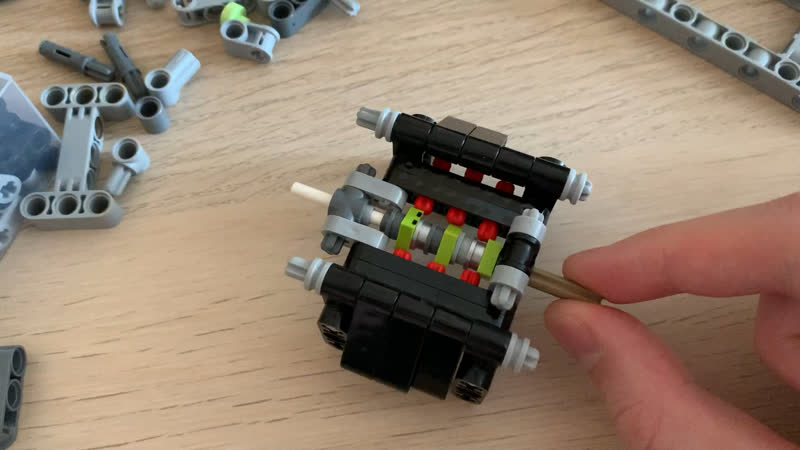 POC LEGO Mini Flat Boxer