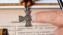Самая большая коллекция наград французских подданных в 1914-1918 г. г.