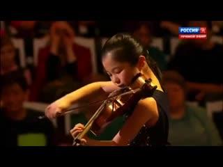 Natsuho Murata 村田夏帆 Tchaikovsky Violin