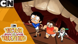 Victor and Valentino | Stuck in Don's pocket | Cartoon Network UK 🇬🇧