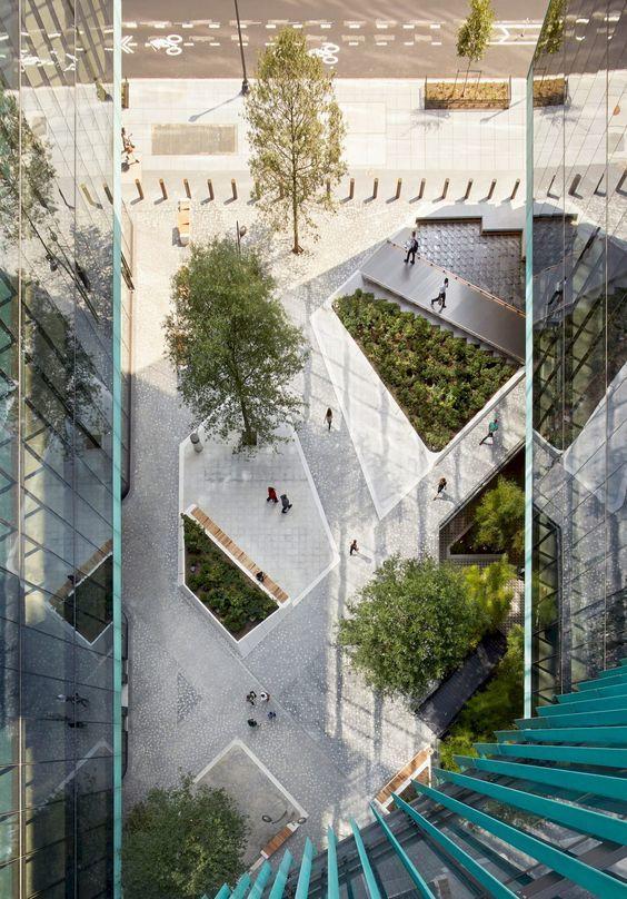 New Public Spaces
