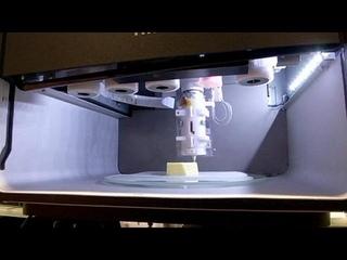 Принтер 3D - пекарь и кондитер - hi-tech
