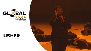 """Usher Performs """"I CRY"""" 