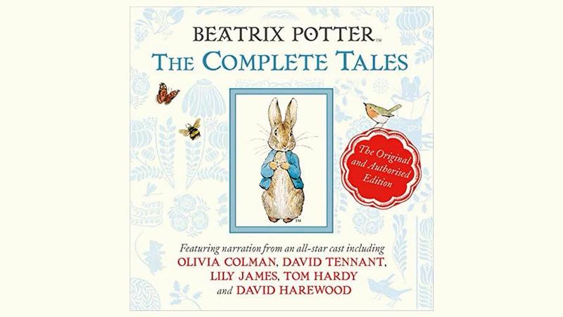 Ричард Армитидж читает Повесть о двух вредных мышах Беатрикс Поттер