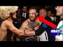 In this video, you can CLEARLY see the Irish pig hitting Khabib's men in the ring after the fight ended. McGregor Vs Khabib | What really happened at UFC 229, All Angles (Slow Mo)