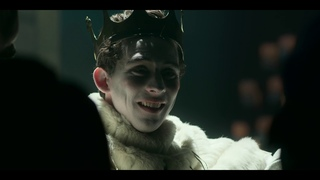 Richard II - A3S2 - For within the hollow crown - Prince Charles - Crown 3
