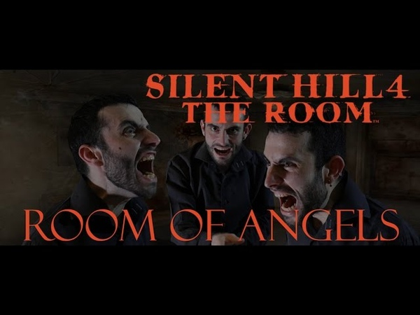 Le Set Barré Room of Angel Silent Hill 4 cover