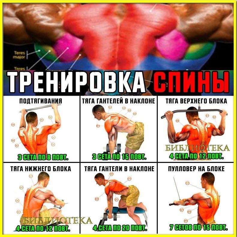 Тренировка для Вас
