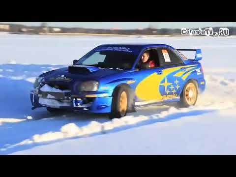 Subaru Impreza WRX STI Обзор от Андрея Рыбакина Кто помнит
