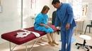 Сильные боли в поясницы и в ноге. Перенапряжение мышц