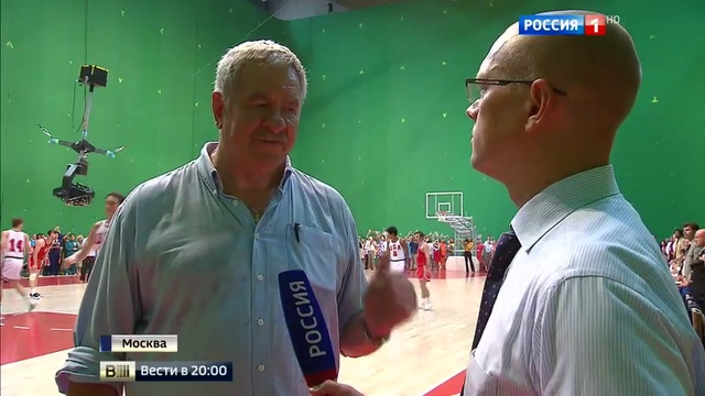 Вести в 20 00 • Создатели Легенды N17 и Экипажа готовят фильм о победе советских баскетболистов на Играх в Мюнхе