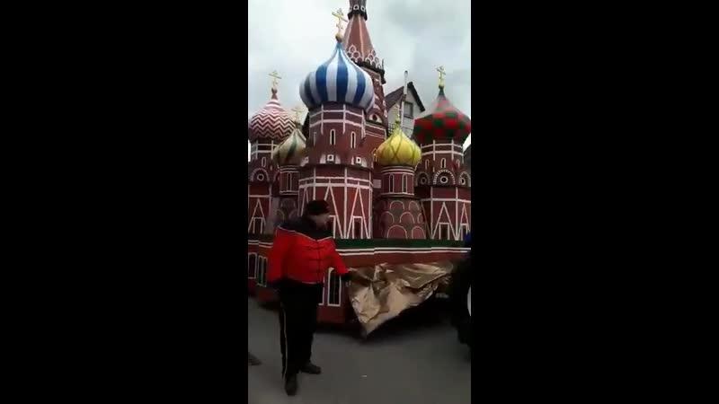 В Бремене отметили 23 февраля Русская диаспора продолжает кошмарить фрицев
