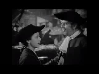 Kidnapped 1938 Costume Drama