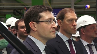 """Выкса ТВ: """"Эколант"""" - экологичная металлургия в Выксе"""