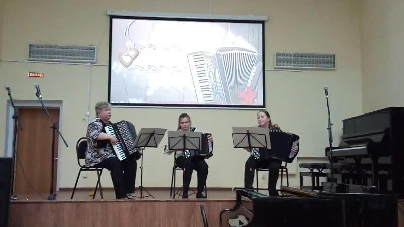 Концерт в Вытегорской школе искусств Фрагмент 6