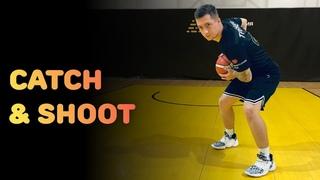 CATCH AND SHOOT. Как повысить эффективность бросков в баскетболе?
