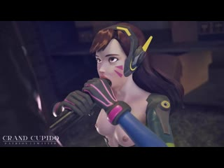 Ashe  Dva Adventures Part 2 [Overwatch] (Grand Cupido) 3D Porno R34