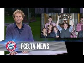 Manuel Neuer freut sich und lobt Reina