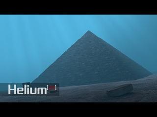 Pirámide sumergida descubierta en la costa de Portugal aún sigue generando preguntas