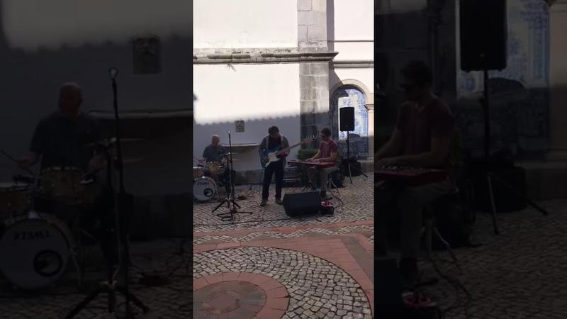 Ciro Cruz Quartet em Sintra Portugal