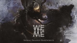 WOE UNTO ME - Spiral-Shaped Hopewreck (2021) Full EP Official (Doom Death / Dark Metal)