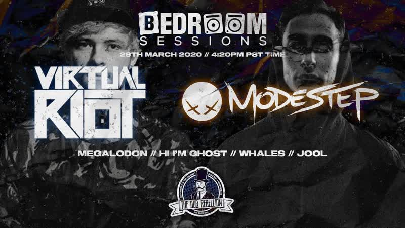 Virtual Riot Modestep Live @ Bedroom Sessions Part 2