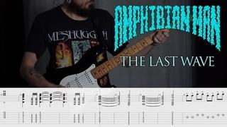 Amphibian Man - The Last Wave [Screen Tabs] Instrumental Surf Rock