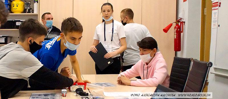 «Технологии будущего» для школьников