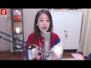 Красивая кореянка поет песню про животных. Korean girl song ( 720 X 1280 ).mp4