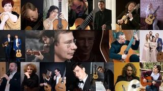 "Konstantin Vassiliev creative portrait.  II International Online Festival  ""RUSSIAN GUITAR HERITAGE"""