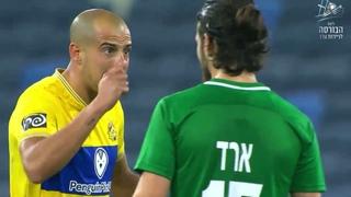 Чемпионат Израиля : Топ - плей - офф ; Премьер - лига сезон 2020/2021 28 тур  «Маккаби» Хайфа 1 - 1 «Маккаби» Тель - Авив