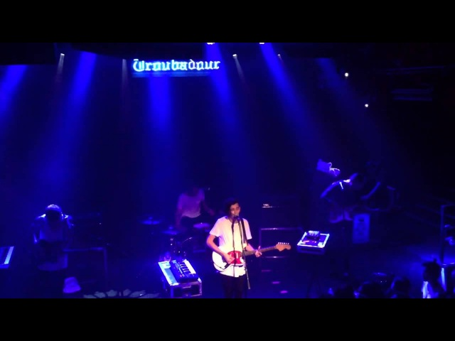 The 1975 Robbers live at The Troubadour 7 24 13 HD