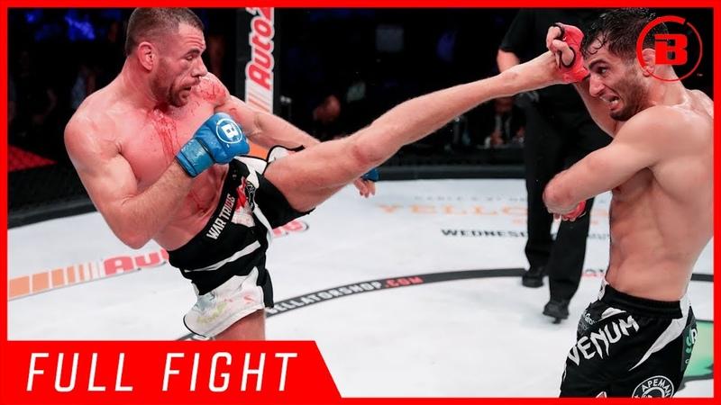 Full Fight Gegard Mousasi vs Rafael Lovato Jr Bellator 223