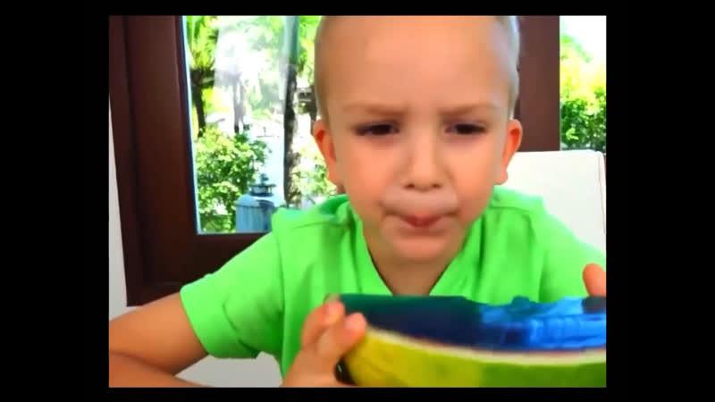 Весёлый Детский Бассейн и полный Арбуз DVDRip FullScreen Edition 4 3 Dub Конфеты