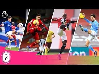 RIDICULOUS first touch & ball control skills | Firmino, Pogba, Rodríguez, Silva | FIFA 21 | AD